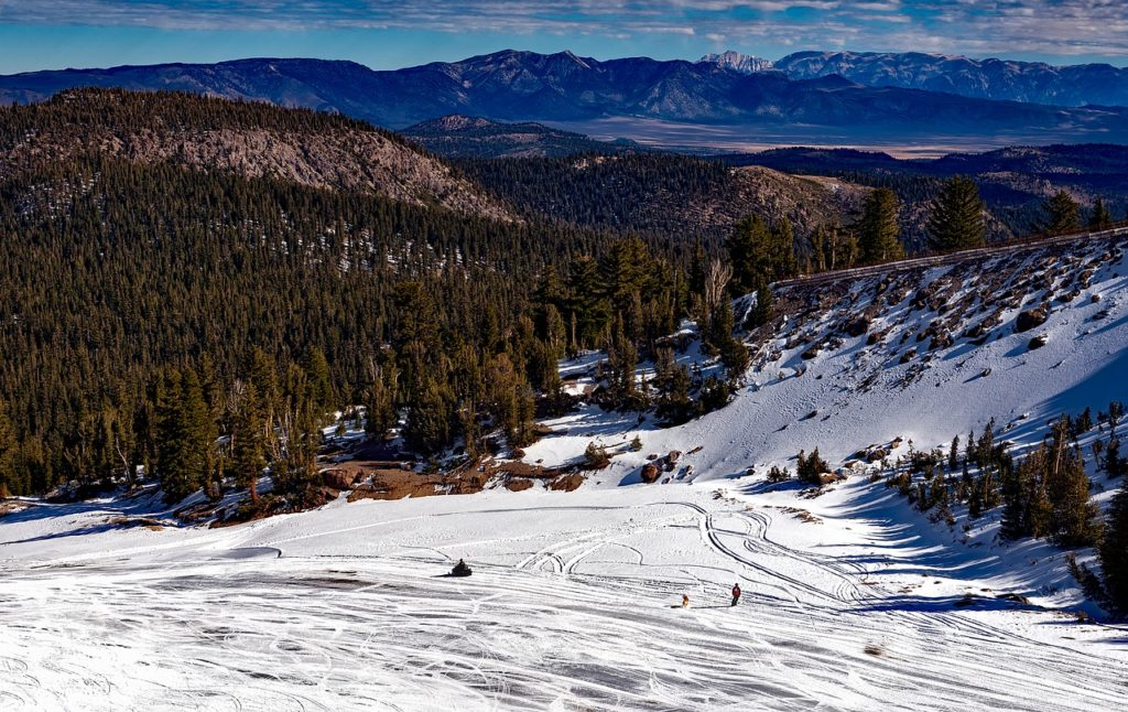 Drought In CA over, snow, rainfall provides relief